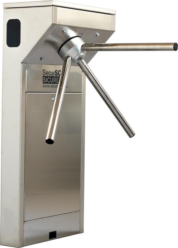 SecurSCAN® Tornelli in Acciaio per Controllo Accessi