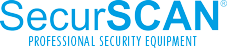SecurSCAN® - security professional equipment